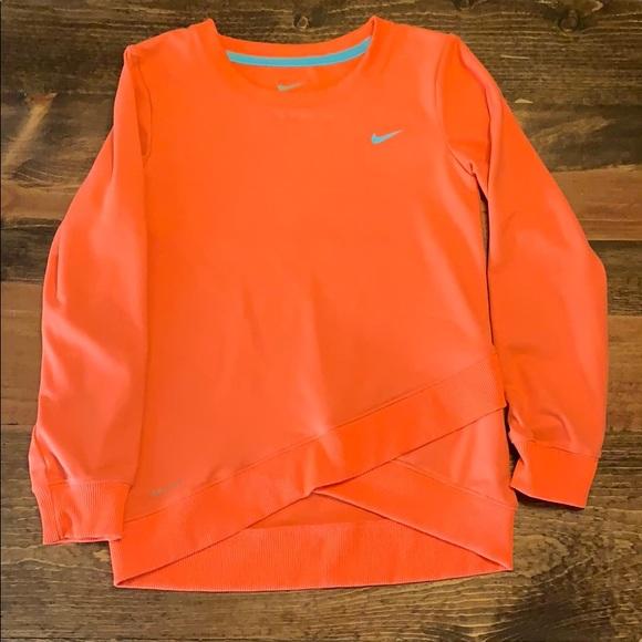 Nike Other - Girls Nike sweatshirt, size 6X